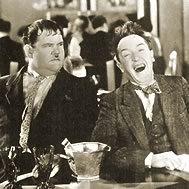 Mr. Oliver Hardy and Mr. Stanley Laurel